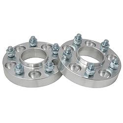 2pc 20mm 5×114.3 Hubcentric Wheel Spacers (67.1mm Bore) – for Hyundai Kia Mazda Mitsubishi & More