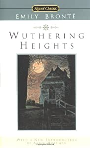 "Cover of ""Wuthering Heights (Signet Class..."
