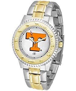 Tennessee Volunteers Competitor Two Tone Watch by SunTime