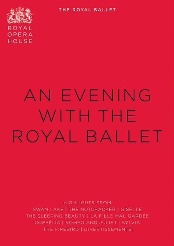 An Evening With The Royal Ballet (Highlights From Royal Ballet) (Various Artists) (Opus Arte: OA1087D) [DVD] [2012] [NTSC]