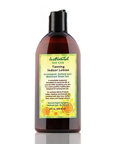 Just Natural Tanning Oil Amazon