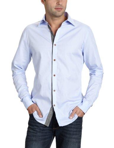 Matinique Men's D46362001 Jerset Casual Shirt Blue (24X Waterfall) 54