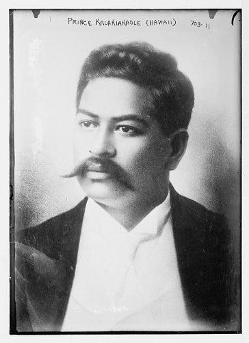 Prince Jonah Kuhio Kalaniana'ole Pi'ikoi,1871-1922