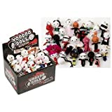 Voodoo Doll Keychain - 1 Random Suppliedby MAD4Collectables