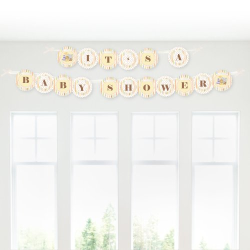 Baby Shower Zoo Theme front-1056532