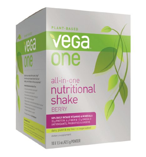 Berry Protein Shake front-905531