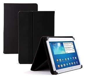 """Supremery Universal Tasche Case Schutzhülle für 10 Zoll Tablet-PC passend für Medion Lifetab S10346, Medion Lifetab S10334 S10333, TrekStor Volks , Medion Lifetab E10320 , Medion Lifetab E10318 , Sony Xperia Tablet Z2 , Samsung Galaxy Tab Pro 10.1 , Medion Lifetab E10315 , Medion Lifetab E10316 , Super-Pad (10,1 Zoll) Tablet Pc , SuperPad XL (10"""" Tablet PC) , Asus Memo Pad Full HD 10 , Gigaset QV 1030 , Samsung Galaxy Tab 3 10.1 , Galaxy Tab 2 10.1 , Intenso Tab 1004 , HP Omni 10 , Acer Iconia A210 , Asus MeMO Pad Smart ME301T , Samsung Galaxy Note 10.1 , Samsung Galaxy Note 8.0 , Sony Xperia Tablet S , Sony Xperia Tablet Z , Toshiba AT300 , Toshiba AT300-SE , Odys Titan , Lenovo IdeaTab S2110A , Medion Lifetab E10311 E10310 , Medion Lifetab S9714 , Medion Lifetab P9514 , Apple iPad , Acer Iconia W510 , Google Nexus 10 , Asus Vivo Tab ME400C , Acer Iconia A700 A710 , Coby Kyros , CMX MID Rapax , Prestigio MultiPad 8.0 Pro Duo , Nextbook NEXT800T , NATPC X210 , Samsung Galaxy Tab 3 8.0 , Hannspree SN97T41W HANNSpad , Archos 101 G4"""