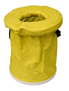 Garden Works MCMY Mini Chill Mate, Yellow (Discontinued by Manufacturer)