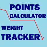 Points Calculator Weight Tracker