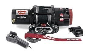Warn 90351 ProVantage 3500-S Winch - 3500 lb. Capacity from Warn