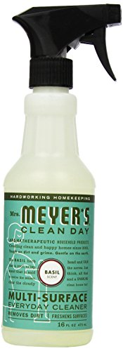 Mrs. Meyer's Clean Day Multi-Surface Everyday Cleaner, Basil, 16 Fluid Ounce mrs dalloway