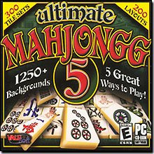 Ultimate Mahjongg 5 (Jewel Case)