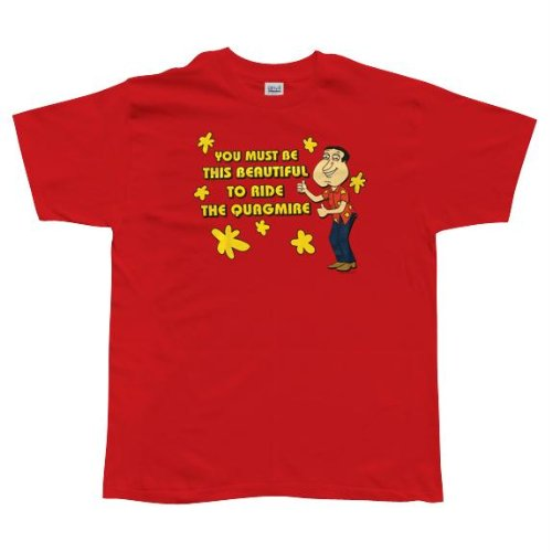Quagmire t shirt driverlayer search engine for Family guy t shirts amazon