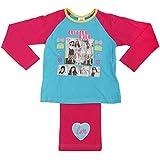 Little Mix Kids Girls Long Sleeve Top & Bottoms Pyjama Set