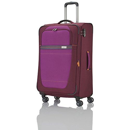 travelite-meteor-4w-trolley-l-erweiterbar-89449-17-koffer-77-cm-105-l-beere