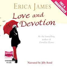 Love and Devotion Audiobook by Erica James Narrated by Jilly Bond