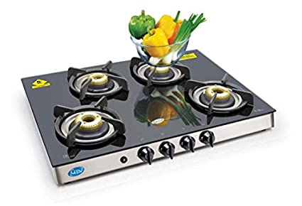 Glen GL-1048 GT 4 Burner Auto Ignition Gas Cooktop