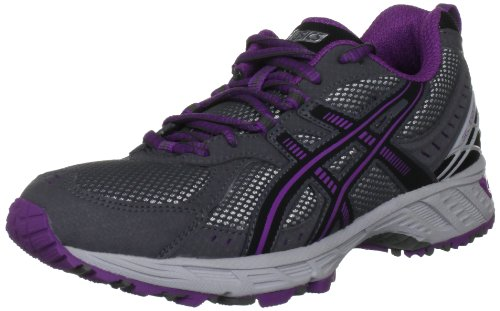 ASICS LADY GEL-ENDURO 8 Running Shoes - 8.5 - Grey