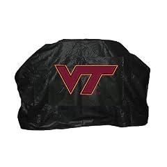 Buy NCAA Virginia Tech Hokies 68-Inch Grill Cover by Seasonal Designs