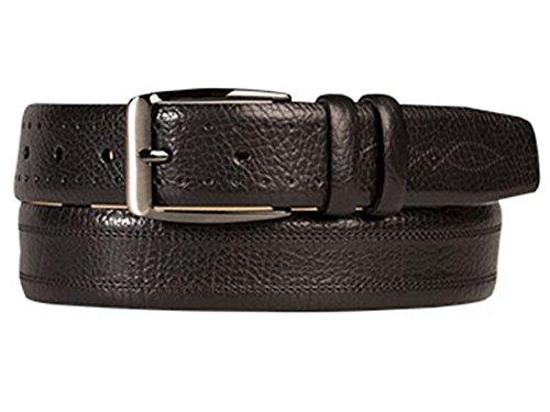 Mezlan Mens Ao10235 Belt , Black, 36 Medium (AO10235)