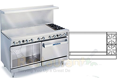 Commercial Stove Top Griddle front-624521