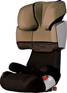 Cybex Solution X Fix Booster Car Seat- Cinnamon