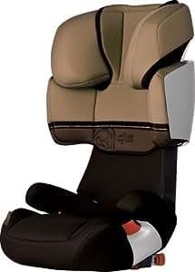 Cybex Solution X Fix Booster Car Seat- Cinnamon