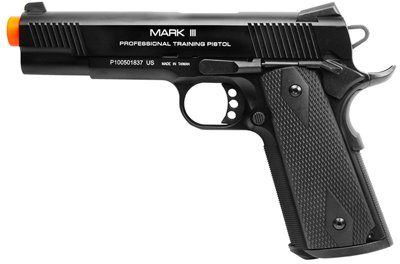 KWA M1911 MKIII PTP Blowback, Metal Gas Pistol