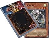 Yu Gi Oh : POTD-EN025 1st Edition Alien Skull Common Card - ( Power of the Duelist YuGiOh Single Card )