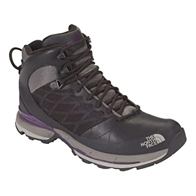 The North Face Havoc Mid GTX XCR Shoe - Ladies Coffee Brown Premiere Purple by The North Face