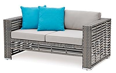 Belardo 2er Sofa Limbaria von Belardo bei Gartenmöbel von Du und Dein Garten