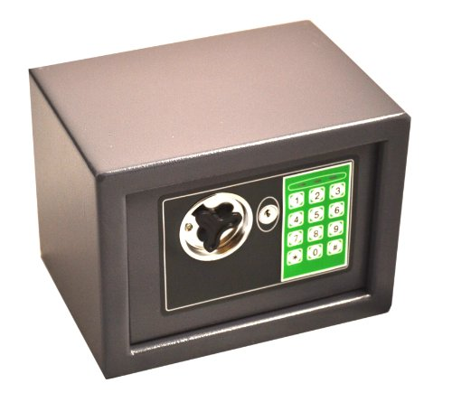 ELECTRONIC DIGITAL STEEL SAFE HIGH SECURITY HOME MONEY