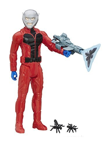 Marvel Titan Hero Series Ant-Man Figure With Gear by Marvel