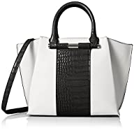 Nine West Divid and Conquer Satchel B…