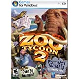 Microsoft Zoo Tycoon 2 Extinct Animals Expansion Pack