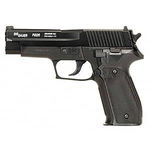 Sig Sauer P226 metal slide