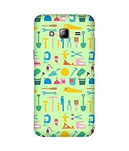 Tools (13) Samsung Galaxy J2 Case