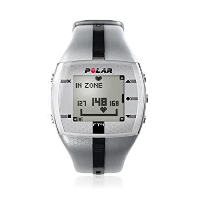 Polar FT4 Men's Heart Rate Monitor and Sports Watch