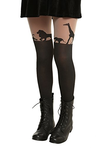 Disney The Lion King Faux Thigh High Tights