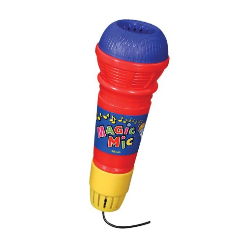 Magic Mic - Red/Blue