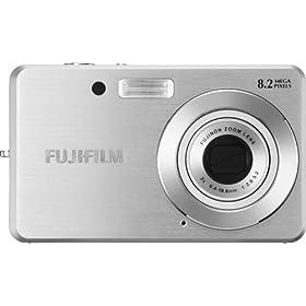 Fujifilm Finepix J10 8.2MP Digital Camera Images