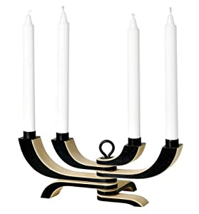 Amazon.com - Design House Stockholm Nordic Light Candle Holder, 4 ...