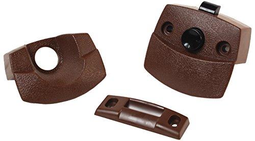 RV Designer Collection H531 Brown Privacy Latch