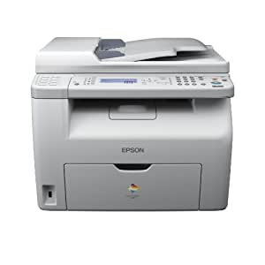 Epson AcuLaser CX17NF A4 All-In-One Colour Printer