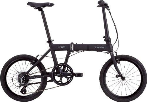 DAHON(ダホン) Horize [折りたたみ自転車 8Speed] 2014年モデル マットブラック FKA083