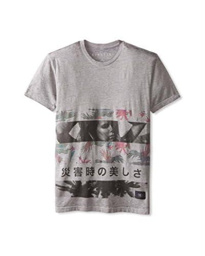 Kinetix Men's Spring Collage Crew T-Shirt