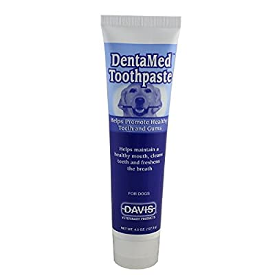 Davis DentaMed Beef Toothpaste for Dogs - 4.5 Oz.