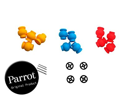 Parrot Original Bebop Drone Shaft and Rubber Balls Kit