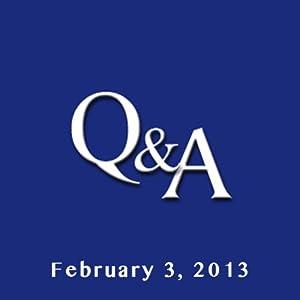 C-SPAN Q & A: Mark Shields | [Brian Lamb]