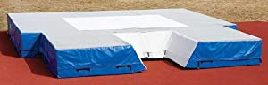 Buy Essentials Track and Field Pole Vault Pit (19'9x20'2x26) by Gill Athletics